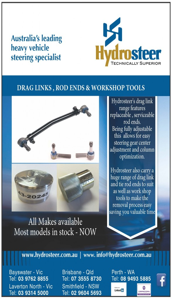 DRAGLINKS , ROD ENDS AND WORKSHOP TOOLS